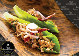 Learn to cook larb